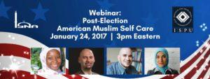 Webinar: Post-Election American Muslim Self Care