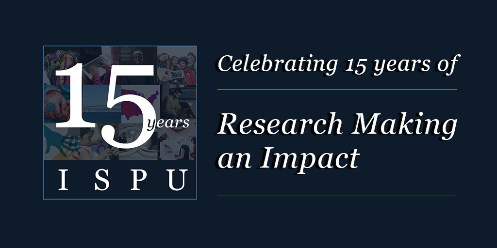 Celebrating 15 years of research making an impact