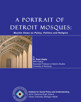 A Portrait of Detroit Mosques report cover