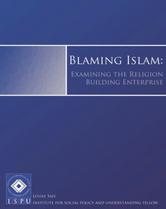 Blaming Islam report cover