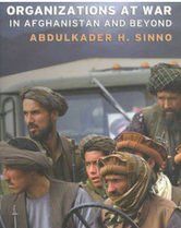 Organizations at War in Afghanistan and Beyond book cover