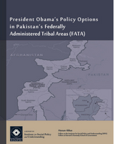 President Obama's Policy Options in Pakistan's FATAs report cover