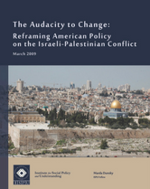 The Audacity to Change report cover