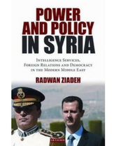 Power and Policy in Syria book cover