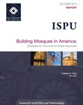 Building Mosques in America report cover