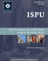 How to Improve the US's image in the Muslim World report cover