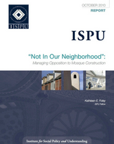 Not In Our Neighborhood report cover
