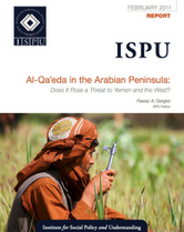 Al-Qa'eda in the Arabian Peninsula report cover