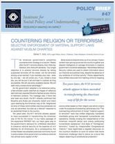 Countering Religion or Terrorism brief cover