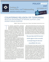 Countering Religion or Terrorism brief cover