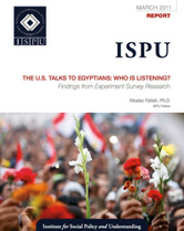 The US Talks to Egyptians report cover