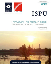 Through the Health Lens report cover