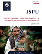 The Neo-Taliban, Counterinsurgency & the American Endgame in Afghanistan report cover
