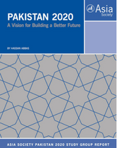Pakistan 2020 report cover