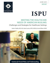 Meeting the Healthcare Needs of American Muslims report cover