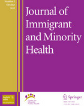 Journal of Immigrant and Minority Health cover