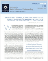 Palestine, Israel, & the US brief cover