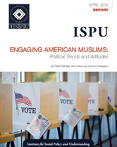 Engaging American Muslims report cover