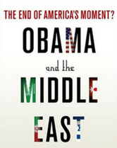 Obama and the Middle East book cover