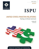 United States-Pakistan Relations report cover