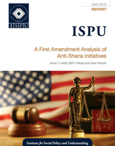A First Amendment Analysis of Anti-Sharia Initiatives report cover