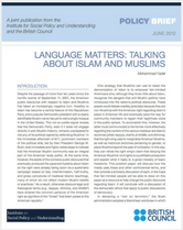 Language Matters_Policy Brief