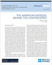 The American Mosque brief cover