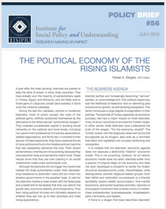 Political Economy of the Rising Islamists brief cover