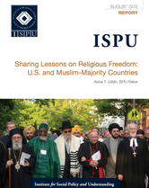 Sharing Lessons on Religious Freedom report cover