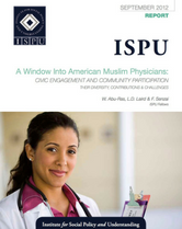 A Window into American Muslim Physicians report cover