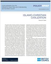 Islamo-Christian Civilization