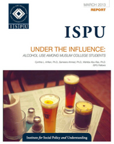 Under the Influence report cover