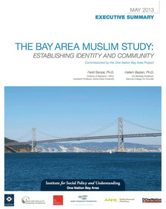Bay Area Muslim Study Executive Summary cover