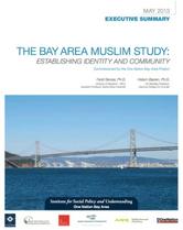 Bay Area Muslim Study Executive Summary cover