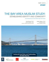 Bay Area Muslim Study report cover
