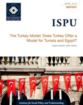 The Turkey Model report cover