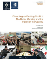 Dissecting an Evolving Conflict report cover