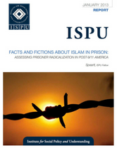 Islam in Prison report cover