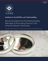 Promoting Healthy Marriages & Preventing Divorce report cover