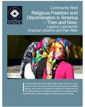 Religious Freedom & Discrimination in America report cover