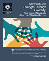 Strength through Diversity Community Brief cover