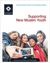 Supporting New Muslim Youth report cover
