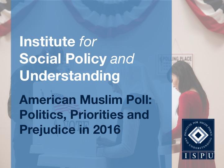American Muslim Poll Presentation