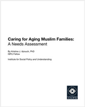 Caring for Aging Muslim Families report cover