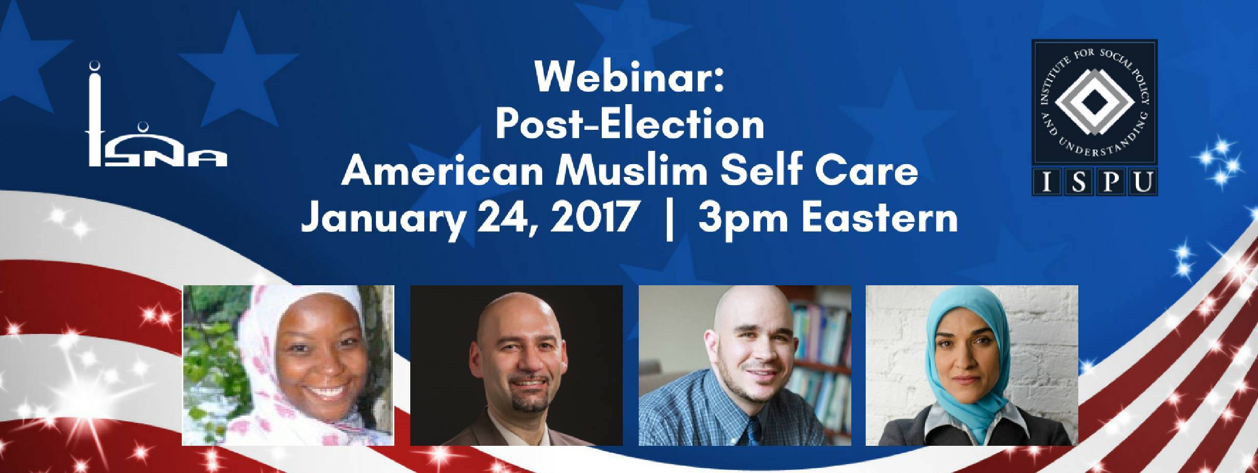 Webinar: Post-Election American Muslim Self Care