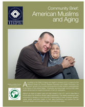 American Muslims and Aging brief cover