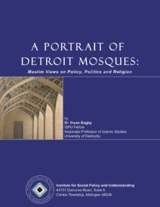 Detroit Mosque Study report cover