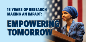 15 Years of Research Making an Impact: Empowering Tomorrow