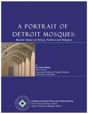Detroit Mosque Study report cover