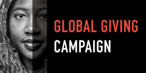 Global Giving Campaign